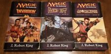 MTG Magic Gathering Invasion Cycle trilogy 1-3 Invasion, Planeshift, Apocalypse