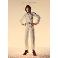 PETE TOWNSHEND - WHO CAME FIRST (LIMITED 45TH ANNIVERSARY EDITION .)  2 CD NEW