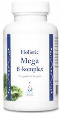 HOLISTIC MEGA B-KOMPLEX WITAMINY Z GRUPY B 100 KAPS