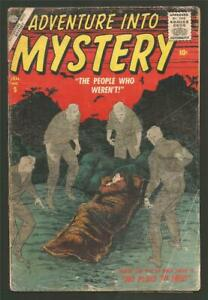 Adventure Into Mystery #5, Jan. 1957