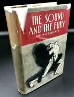 The Sound and the Fury ~ William Faulkner ~ True First 1st/1st Edition ~ 1929