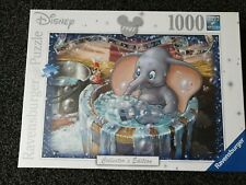 Ravensburger 1000 PIECE JIGSAW PUZZLE Disney Dumbo Collectors Edition BN