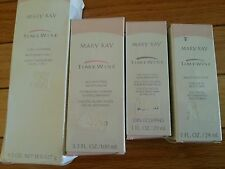 Mary Kay TimeWise Miracle face 4 pieces  Set for Combination/Oily skin