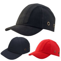Baseball Bump Cap Lightweight Safety Hard Dark Hat Head Protection Work 3