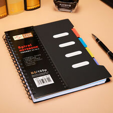 Business Spiral Notebook Diary Journal Notebook Planner Office School Supplies