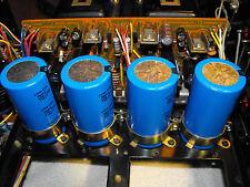 Sansui AU-717, 517, 417 Restoration Service All Electrolytic Caps Replaced, More