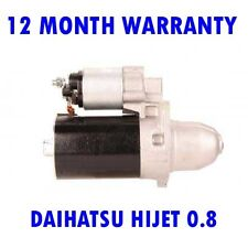 DAIHATSU HIJET 0.8 1.0 1986 1987 1988 1989 - 1998 STARTER MOTOR