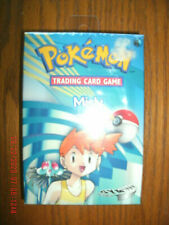 NEW Pokemon Trading Card Game Misty Theme Deck Gym Heroes sealed English