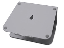 mStand360 Laptop Stand with Swivel Base, Space Gray 10074