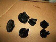 KENMORE STACKABLE WASHER / DRYER COMPLETE KNOBS SET FROM MODEL 417.99570150