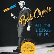 Bob Crewe - All the Things He Is: Singer, Songwriter and Producer - His Early...