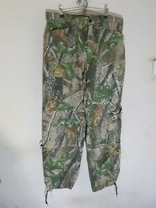 Men's Shimano Tribal Convertible Camouflage Trousers  (Size XXL)