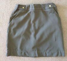 H And M Khaki Skirt 12