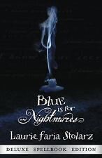 Excellent, Blue Is For Nightmares, Laurie Faria Stolarz, Book