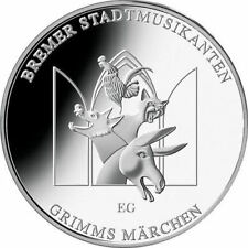 Pièces euro d'Allemagne 20 Euro