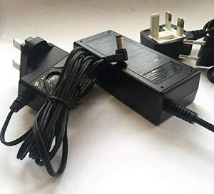 Power Adapter for Electric Massager, Shiatsu Massager, 12Volts