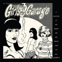 VARIOUS - Girls In The Garage, Vol 6. New LP + Sealed **NEW**
