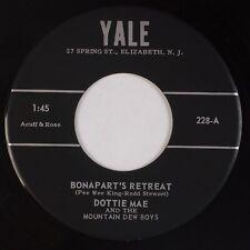 DOTTIE MAE & MOUNTAIN DEW BOYS: Yale New Jersey Hillbilly Obscure 45 MP3