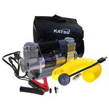 451715 12V DC Professional Heavy Duty Air Compressor Garage Inflator Car Tools