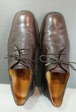 Cole Haan Mens Dress Shoes Size 10 M  Leather Brown