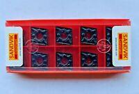 10 pcs SANDVIK CNMG 431-PM / CNMG 120404-PM Grade 4225 Turning Carbide Inserts