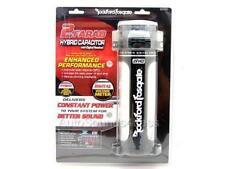 New Rockford Fosgate RFC2D 2 Farad Digital Capacitor W/ Voltage Meter Display