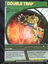 BAKUGAN Battle Brawlers DOUBLE TRAP Ability Card 46/48q BA628