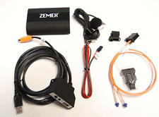 Zemex V4 Handy Freisprechanlage Bluetooth BT USB für Audi A6 S6 MMI2