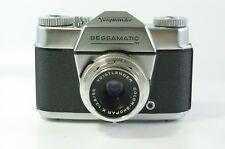 Vintage SLR Camera Voigtländer Bessamatic m with Skopar 50mm 2.8 Ref. 111915