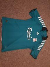 "Liverpool Football 3rd Shirt - 2008/2009 - 40"" Chest 27"" Length - Adidas VGC"