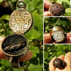 Spiritual خاتم حجر هبهاب وعرق سواحلي لصليHabhab & Irq alsawahili 11Ah man ring14