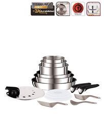 Tefal - Série Préférences D'induction Ingenio 15 parties compatible avec Tous...