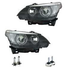 Xenon Scheinwerfer Set D1S/H7 für BMW 5er Touring E61 E60 inkl. Osram Lampen