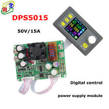 Módulo de fuente de DP50V15A DPS5015 programables con Voltímetro integrado AMME