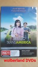 Transamerica [ DVD ] Region 4, FREE Next Day Post from NSW