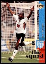 Upper Deck Angleterre 1998 - le Squad Ian Wright #30