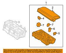 Chevrolet GM OEM 13-15 Malibu-Fuse Box-Fuse & Relay Box 20918981