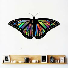 Wall Sticker Butterfly Design PVC Vinyl Home Decor Decal 26 X 14 Inch