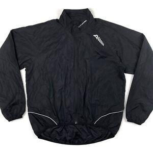 Altura Cycling Pocket Rocket Jacket Black Ultra-light Waterproof Size XXL