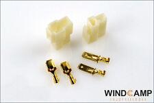WINDCAMP 5PCS/LOT T type power socket plug connector power cable DIY ham radio