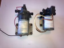 Two Shurflo Diaphragm Water Pumps