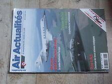 $$u Revue Air actualites N°536 centre instruction tactique  FAS  Airbus A319CJ