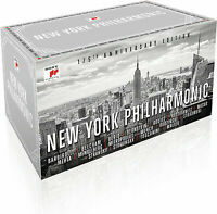 NEW YORK PHILHARMONIC: 175TH ANNIVERSARY EDITION USED - VERY GOOD CD