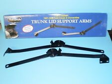 Trunk Lid Support Arms 1941 1946 1947 1948 Ford,Convertible & Coupe W/ Hardware