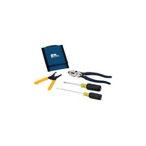 Ideal 35-5792 Dipped Grip Tool Set, 5-Piece