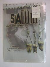 Saw III (DVD, 2007, Unrated Full Screen)- Tobin Bell, Darrell Dennis - BRAND NEW