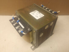 GE 9T58B2815 3kva transformer single phase 240/480 to 120/240 volt, never used