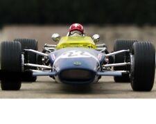 F GP Formula 1 Lotus Ford 18 Vintage Race Car 43 Sport Midget 24 Exotic 1960s 12