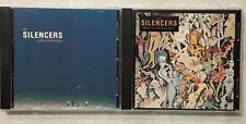 THE SILENCERS Dance to the Holy Man +  A BLUES FOR BUDDHA 2 CD lot 1989 1991