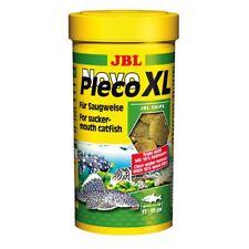 JBL NovoPleco XL 1 l, Hauptfutter für große Saugwelse